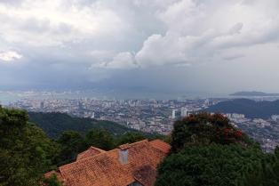 Vue de Penang