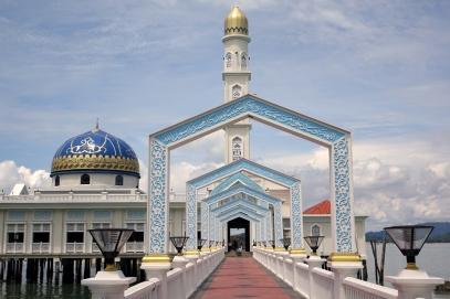 La nouvelle mosquée (2 ans)