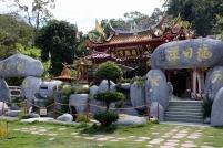Un temple chinois