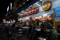 Une visite sur la rue Alor Jalan et tous ces restaurants.