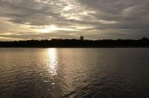 Notre dernier coucher de soleil en Malaisie