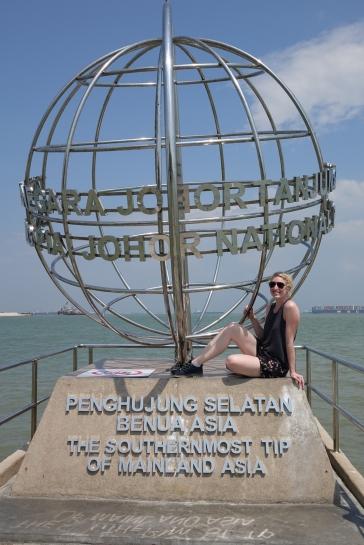... au sud de l'asie continentale