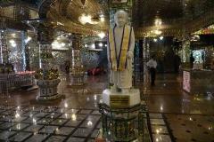 l'intérieur du temple de verre... impressionnant