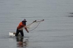 Le lendemain matin, c'est la pêche