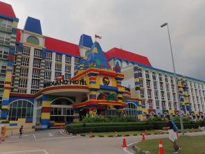 L'hotel Legoland, les asiatiques sont friands des parcs d amusement