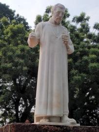 La status de St.Francois