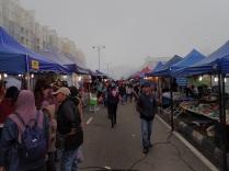 On se promène dans le marché