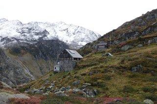 Le refuge du haut de la montagne, une halte très appréciée.