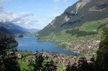En direction de Lucerne