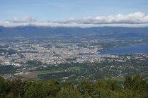 Genève vu du Mont Saleve