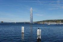 La fontine de Geneve