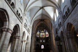 L'intérieur de la cathédrale