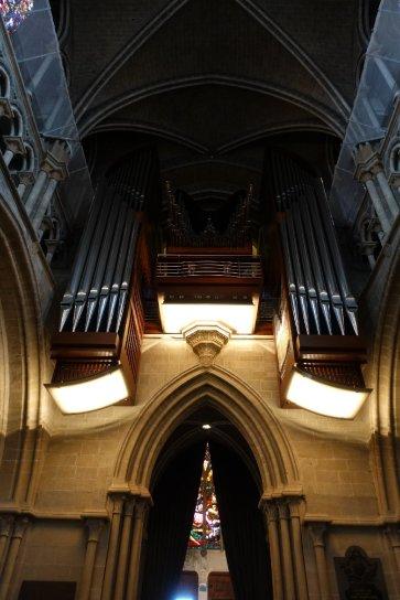 L orgue de la cathédrale de Lausane Lausane