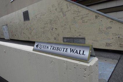 Le mur des commentaires des fans de Queen et Freddy Mercury