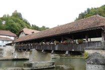 Le pont de Berne à Fribourg