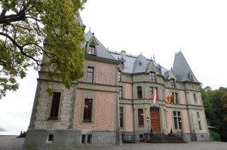 Le château hôtel