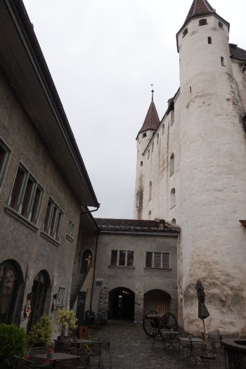 Le château de Schadau