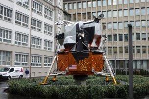 Oméga à été choisi pour la mission lunaire