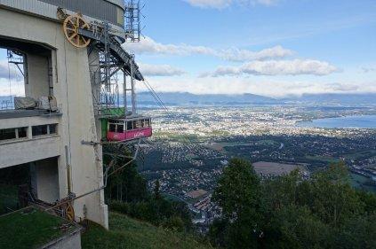 Le téléphérique du Mont Saleve