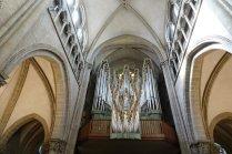 L'orgue de la cathedrale St-Pierre