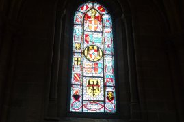 Des vitraux de la cathédrale