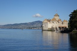 Le chateau Chillon