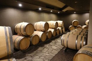 Les barils pour le vieillissement du vin