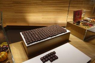 Chocolat à satiété (et même plus0