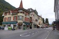 Interlaken est une ville vivante