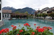 Une autre vue du vieux Interlaken